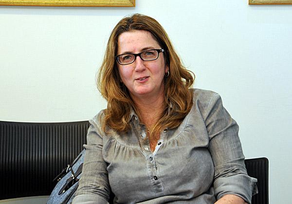 ליאת סטשובר, מנהלת אגף מערכות המידע של תעש. צילום: יניב פאר