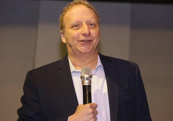 מארק שוורץ, אסטרטג פתרונות לארגונים גדולים ב-AWS. צילום: ניב קנטור