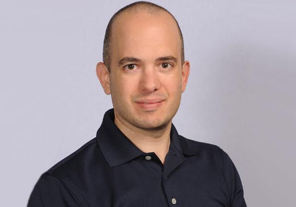 """אורן בריג, ארכיטקט מערכות בסיסקו ישראל. צילום: יח""""צ"""