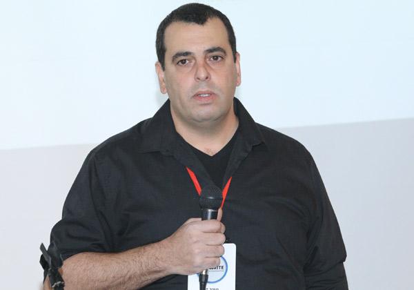 תמיר ז'נו , CTO של V-Ness. צילום: רפי דלויה