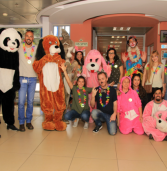 עובדי קבוצת אלעד שימחו את ילדי מרכז בריאות הנפש גהה