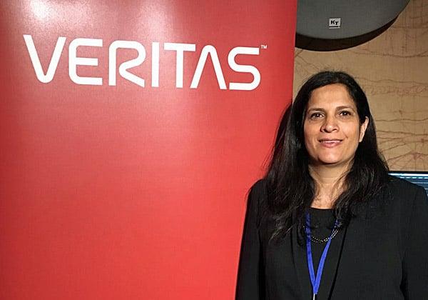 """רותי אביאל, מנהלת שותפים ב-וריטאס ישראל. צילום: יח""""צ"""