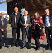 בכירי GIV Solutions השתתפו בכנס האירופי של Infor EAM