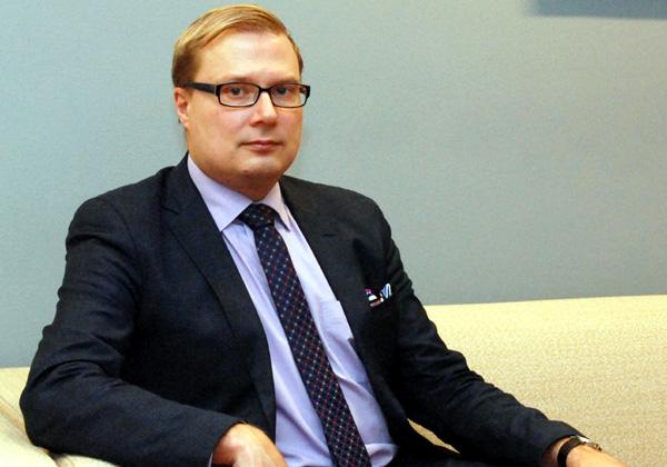 ג'וקה טוליבואורי, יועץ בסוכנות הלאומית לחינוך של פינלנד