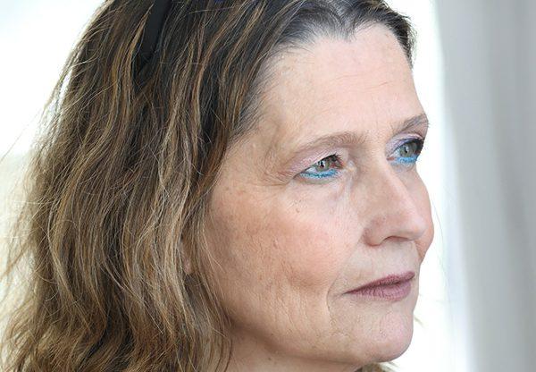 רינת אהרוני, מנהלת תחום פיתוח ארגוני וטכנולוגיות למידה בנס. צילום: שאולי לנדנר