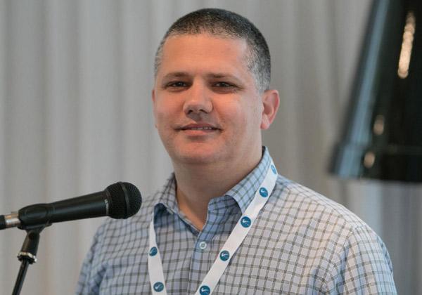 """אסי מויאל, מנהל חטיבת פתרונות למידה והדרכה, נס. צילום: יח""""צ"""