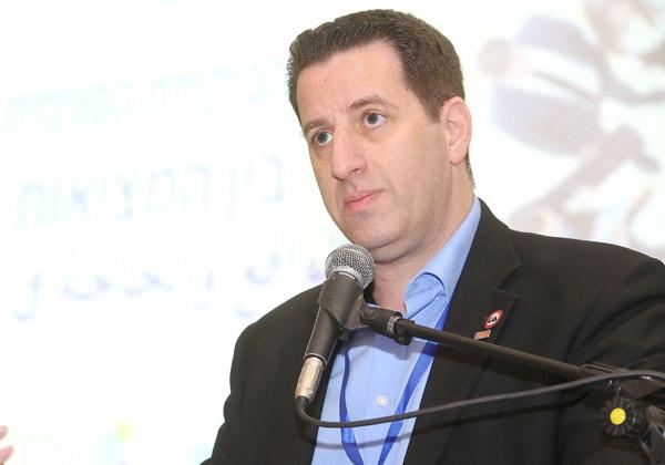 רו''ח דורון רונן, משנה לנשיא IIA ישראל. צילום: ניב קנטור
