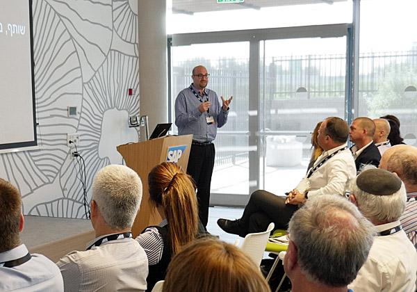 גלעד רוטשילד, שותף, מוביל תחום מערכות ארגוניות בפרקטיקת הטכנולוגיה של דלויט ישראל. צילום: אורן אגמי