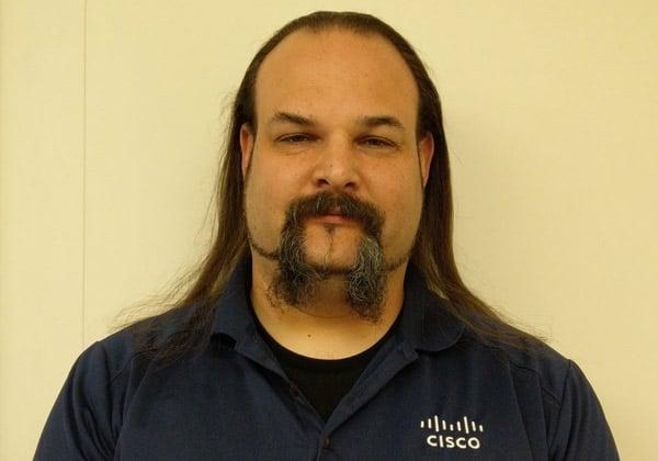 """אלעד פז, מנהל טכנולוגי לתחום הסייבר, סיסקו ישראל. צילום: יח""""צ"""