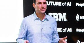 שי כהן, מנהל יחידת הענן של יבמ ישראל. צילום: ניב קנטור