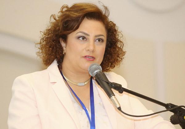 רו''ח ננסי זכאכ אבו אלנסר, מנהלת תחום ביקורת פנימית, רשות האכיפה והגביה. צילום: ניב קנטור