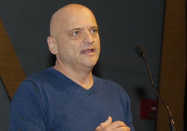עוזי נבון, מנכ''ל אורקל ישראל. צילום: ניב קנטור
