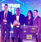 יעל פתרונות משולבים זכתה בשותפת השנה של Dell-EMC