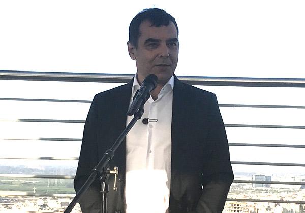 פרופ' אמנון שעשוע, ממייסדי מובילאיי וסגן נשיא בכיר באינטל. צילום: אבי בליזובסקי