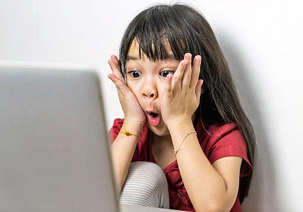 עם מי שוחחו הילדים ב-Messenger Kids? צילום אילוסטרציה: BigStock