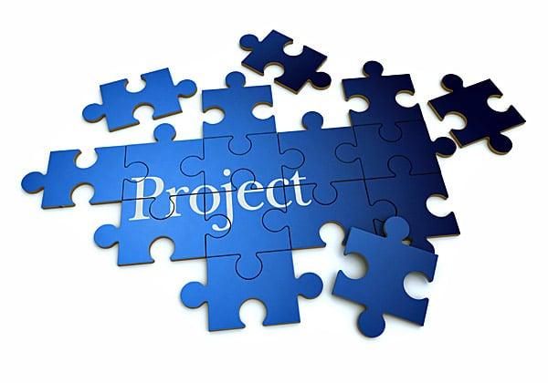 מנהלי פרויקטים, לפניכם כמה עצות להרכבת הפאזל כשהפרויקט מתפרק. אילוסטרציה: פרנק בוסטון, BigStock