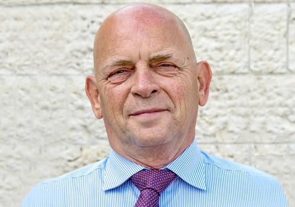 מיכאל ליבר, ראש אגף טכנולוגיות מידע ביד ושם. צילום: דוברות יד ושם