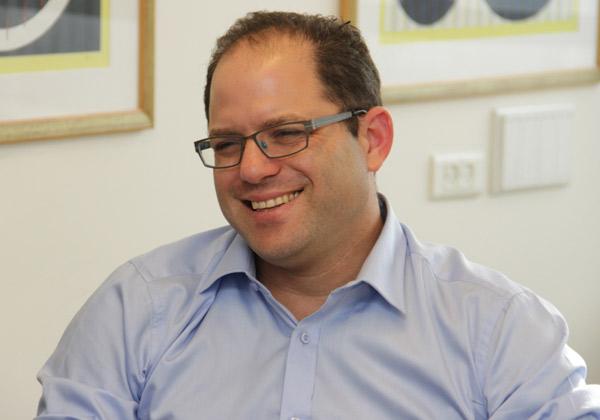 ניר הירשמן, מנכ''ל הירשמן תקשורת. צילום: יניב פאר