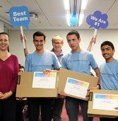 תלמידים מאשקלון זכו באליפות ה-IT לנוער