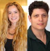 צביקה בן נון ורויטל אוחיון מונו למנהלי לקוחות בטרנד מיקרו ישראל