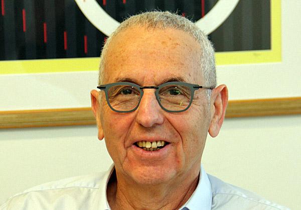 צבי שכטר, מנהל שותף של קרן הון-הסיכון גיזה. צילום: יניב פאר