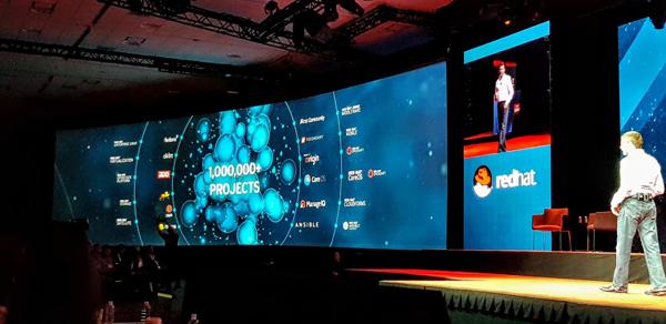 יותר ממיליון פרויקטי קוד פתוח בפלטפורמות רד-האט פותחו בעולם. הישג מכובד של קהילת הקוד הפתוח. צילום: פלי הנמר