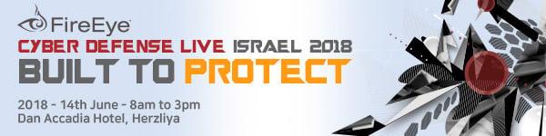 לקראת אירוע - FireEye: Built To Protect, יום ה' 14 ביוני, דן אכדיה הרצליה