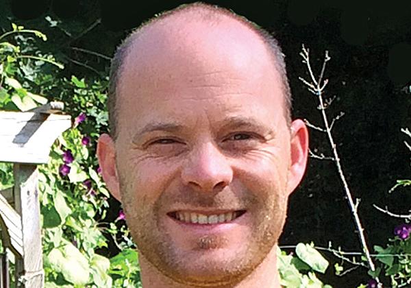 """אדם אברמסון, מנכ""""ל Farmster. צילום: יח""""צ"""