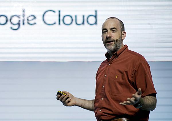 דיוויד קרוס, מנהל הנדסת אבטחה בענן בגוגל העולמית. צילום: תומר פולטין