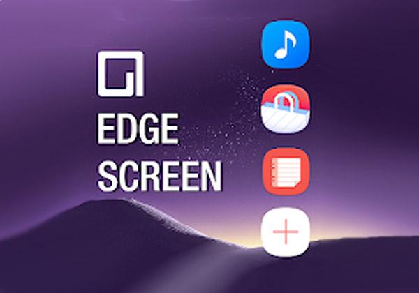 Edge Screen - Edge Action