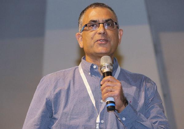 """גיא בבלי, מנכ""""ל ויזם ב-ActiFile. צילום: ניב קנטור"""