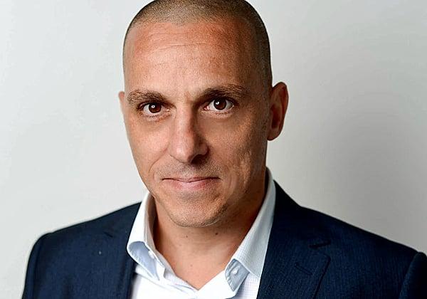 עידן בן נאים, מנהל מכירות ב-FireEye ישראל. צילום: אלון לוין