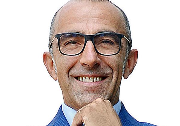 """ג'יאני אנגווילטי, מנהל אזור אגן הים התיכון ברד-האט. צילום: יח""""צ"""