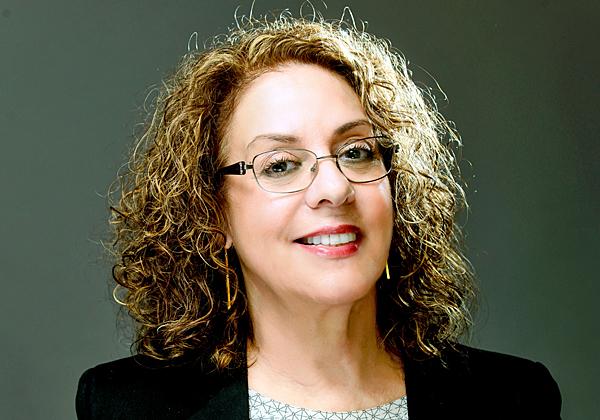 פרופ' רבקה כרמי, נשיאת אוניברסיטת בן גוריון. צילום: דני מיכליס