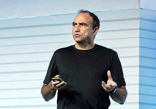 פרופ' יוסי מטיאס, סגן נשיא להנדסה ומנהל מרכז המו''פ של גוגל בישראל. צילום: תומר פולטין