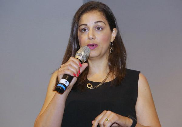 מירי הרלי, מנהלת מחלקת סיכונים תפעוליים וטכנולוגיים בבנק לאומי. צילום: ניב קנטור