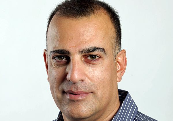 עופר ישראלי, מנהל פעילות פורטינט ישראל. צילום: פוטו פינו