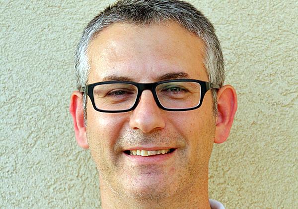 אורן שטיינברג, הנשיא הממונה של PMI ישראל, העמותה לניהול פרויקטים בישראל. צילום עצמי
