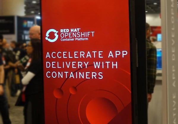 הפיתוח החדשני בקונטיינרים עם Red Hat OpenShift Container Platform. צילום: פלי הנמר