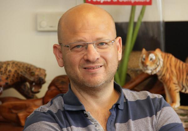 רן קליינר, מייסד גדפין. צילום: יניב פאר
