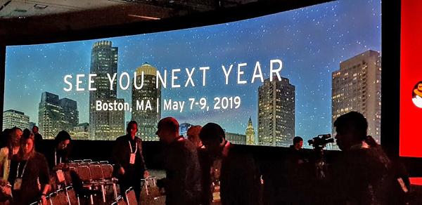 RedHat היא חברה מסודרת: כבר בסיום הכנס הנוכחי היא הכריזה על מועד ומיקום כנס המשתמשים והמפתחים בשנה הבאה, שיתקיים בבוסטון בין ה-7 ל-9 במאי. צילום: פלי הנמר
