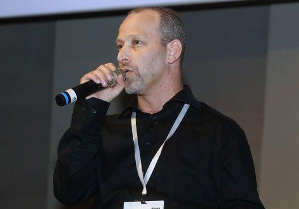 שניר רוזנפלד, סגן נשיא למכירות בסייבר 2.0. צילום: ניב קנטור