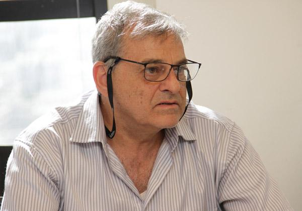 טל גלדמן, סמנכ''ל שיווק ומכירות, מקיט מערכות. צילום: יניב פאר