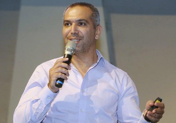 תומר גרשוני, מנהל ואחראי אבטחת מוצרים במיקרו פוקוס. צילום: ניב קנטור