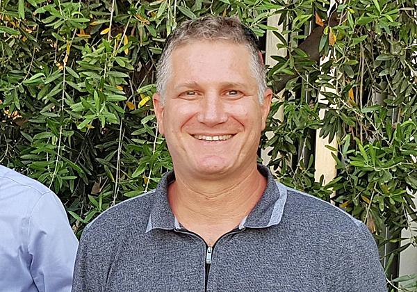 """צופה בכיר: שלומי פרייס, מנכ""""ל נט-אפ ישראל. צילום: פלי הנמר"""