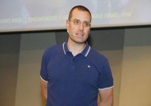 גויקו אג'יץ', גורו עולמי לנושא אג'ייל והתנהגות ארגונית. צילום: ניב קנטור