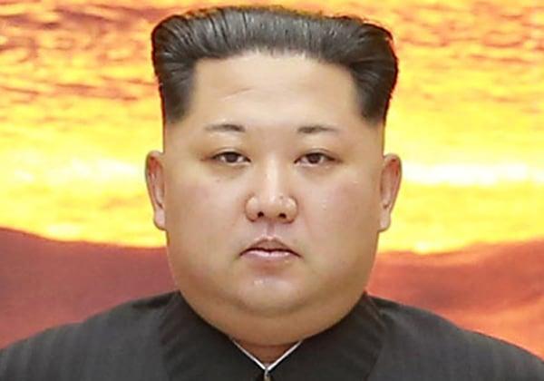 קים ג'ונג און, שליט צפון קוריאה. צילום: - Blue House Republic of Korea, מתוך ויקיפדיה