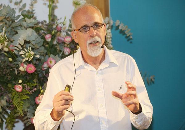 מנהל אזורי לארכיטקטורת פתרונות בישראל, יוון וקפריסין ברד-האט. צילום: ניב קנטור