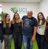 המשרדים החדשים של UCL