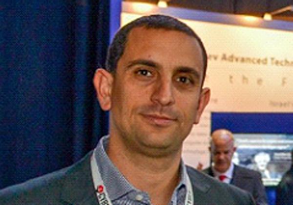 """ירון אלעד, סמנכ""""ל הכספים של אלרון. צילום: שי בן אפרים"""